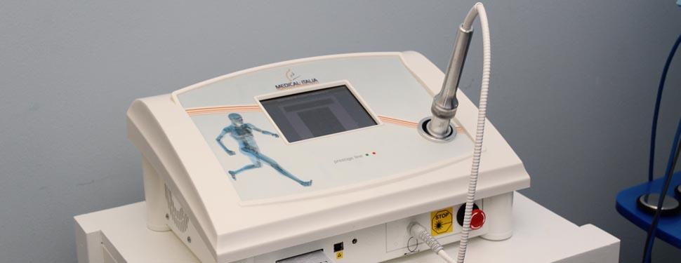 laser terapia catania